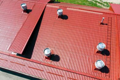 Low Profile Vents Roof Greater Fort Worth